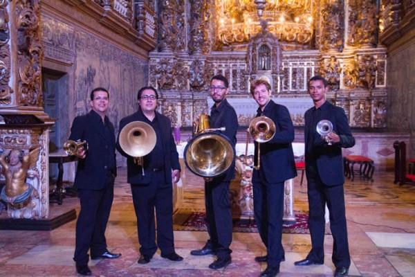 Quinteto de Metais_Bahia Brass